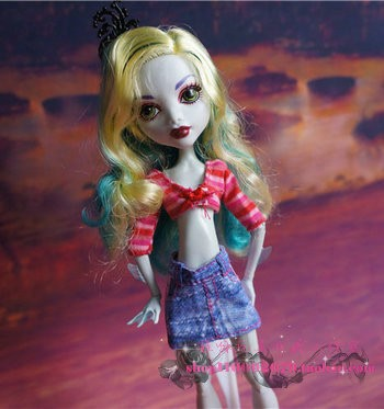 wholesale-fashion-kids-bjd-Doll-Accessories-american-Girls-Gift-doll-clothes-casual-suit-For-Monster-High (1)