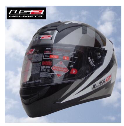 Фотография LS2 FF352 Motorcycle Helmet Motorbike Street Helmets Casco
