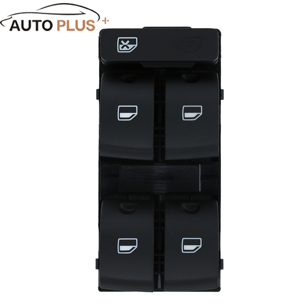 Auto Car Master Window Closer Car Style Panel Switch Control Window Roll Up closing Module for Audi A4 B6 B7 02-05(China (Mainland))