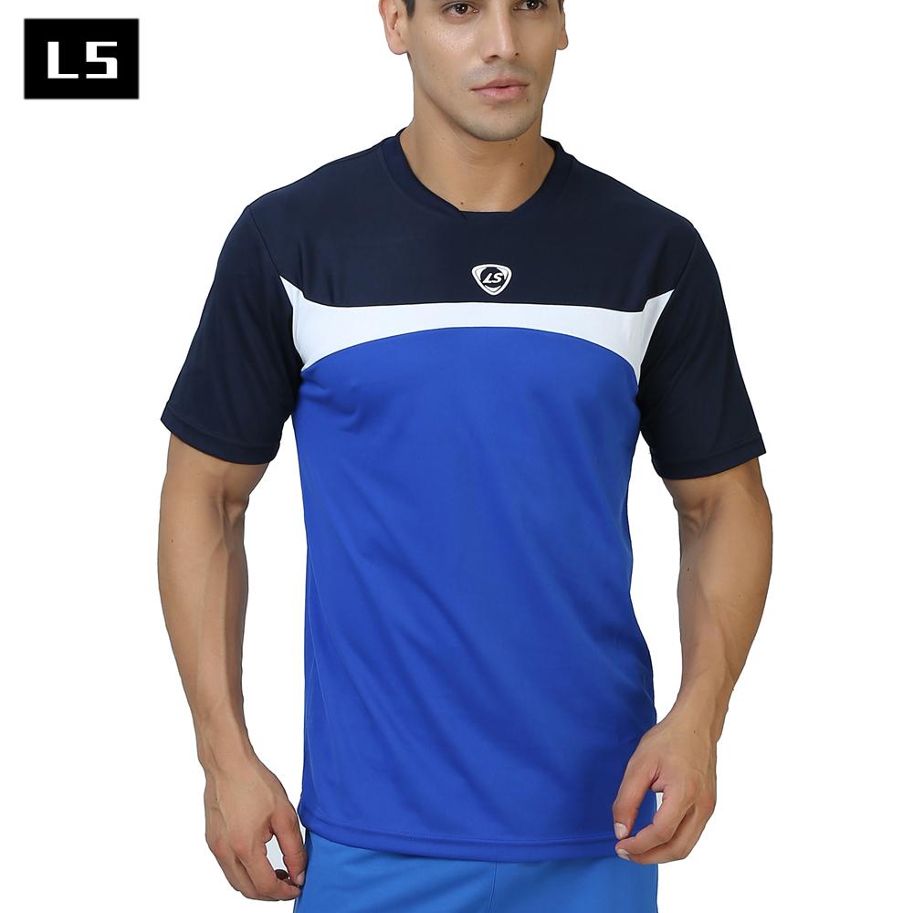 T-shirt design quick - Lingsai Summer Men S T Shirts Fashion 2017 New Design Quick Dry Jersey T Shirt Men