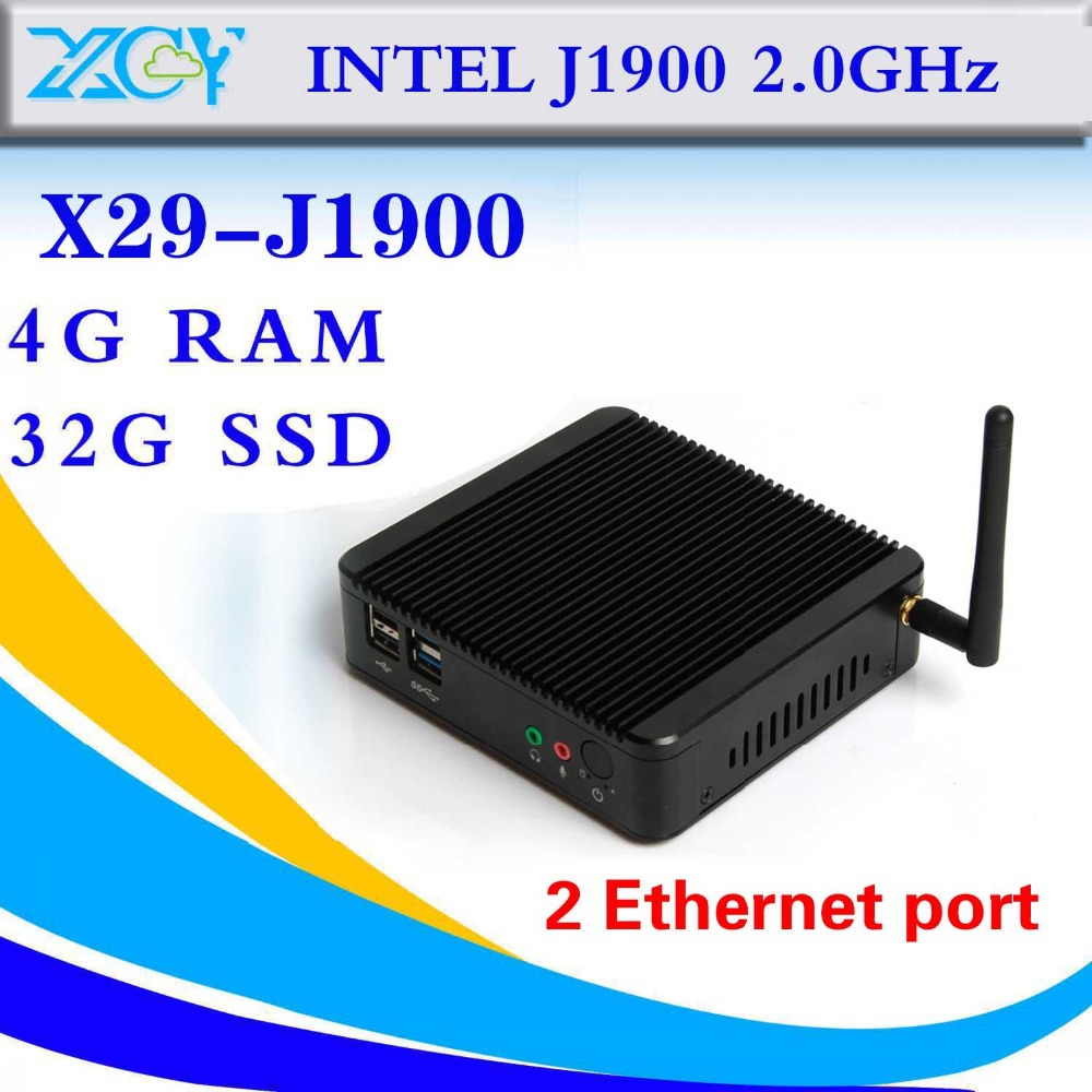facrory competitive price mini pc thin client smallest computer J1900 dual core desktop computers keyboard mouse<br><br>Aliexpress