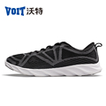 2017 Voit spring New arriving Running Shoes Men Light Weight Mesh Breathable Cushioning Lace Up Sneakers