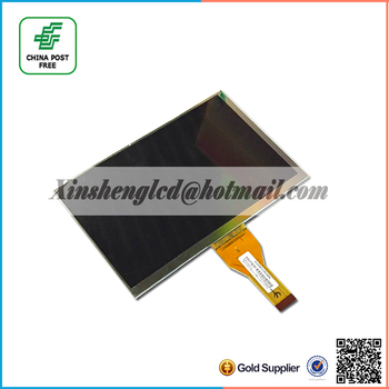 "New LCD display matrix 7"" Irbis TX18 Sim-Lock 3G Tablet inner LCD Screen Panel Module Replacement Free Shipping"