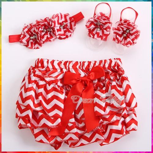 Wave Girls Baby ruffle bloomers Hair band Set,bermuda moleton masculina,Newborn cover diaper,Girl infant skirt shorts #3T0191(China (Mainland))