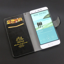Buy TOP New! Doogee HomTom HT10 Case 5 Colors Ultra-thin Leather Case Exclusive Phone Cover Credit Card Holder Wallet+Tracking for $6.88 in AliExpress store