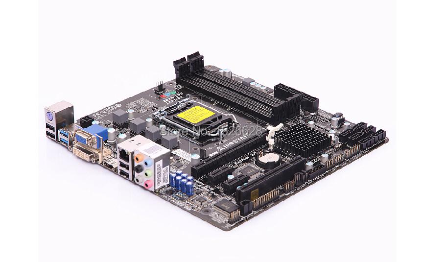 Free shipping 100% original 100% new motherboard for Biostar Hi-Fi B85S3+  LGA 1150 DDR3  RAM 32G Motherboard Desktop mainBoards<br><br>Aliexpress