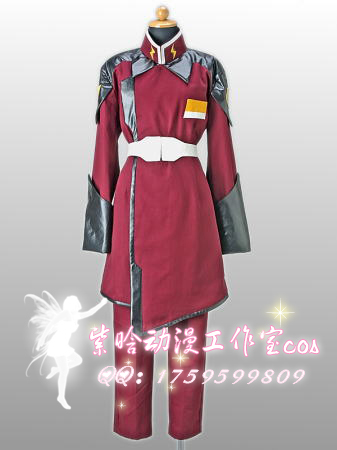 NEW ANIME SEED DESTINY--ZAFT RED UNIFORM COSPLAY COSTUMEОдежда и ак�е��уары<br><br><br>Aliexpress