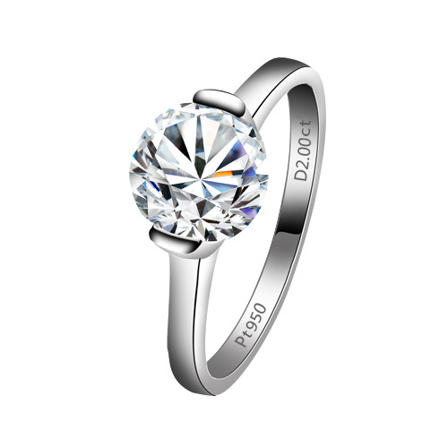 Buy Free Shipping NSCD High End Female Wedding Ring Jewelry