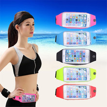 Running Wallet Mobile Phone Bag Blackview BV5000 BV2000 Ultra A6 Breeze ZETA V16 Gym Waist Run Bags Waterproof Sports Cases - Shenzhen DYS Technology Co., Ltd. store