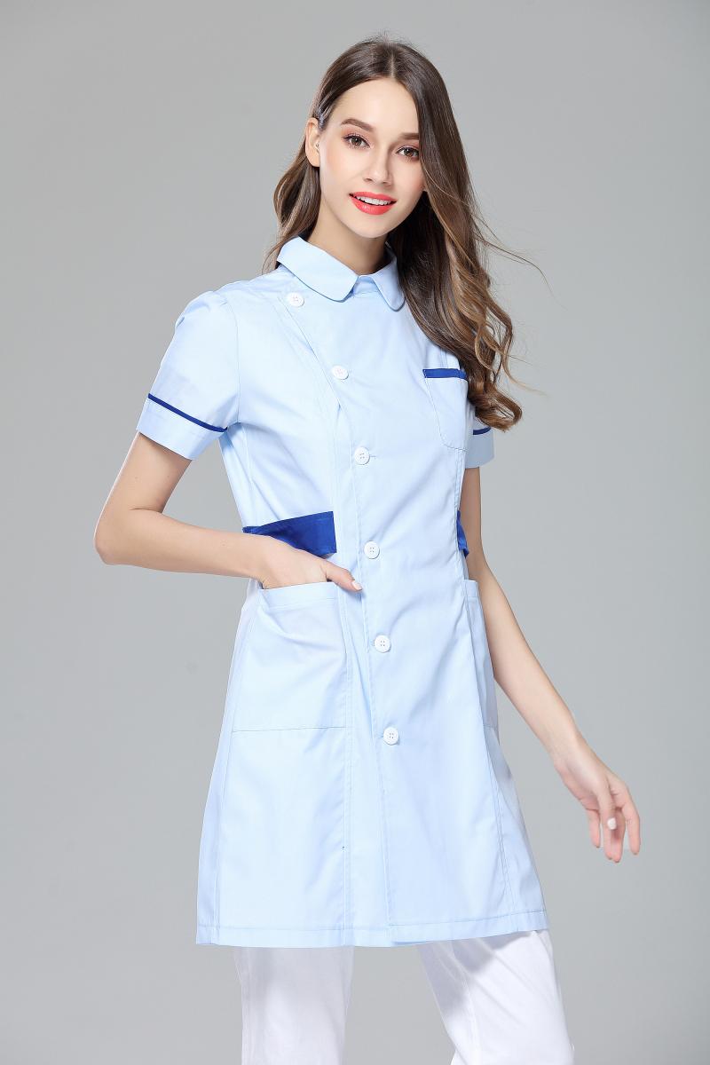 Ropa de masaje compra lotes baratos de ropa de masaje de for Spa uniform china