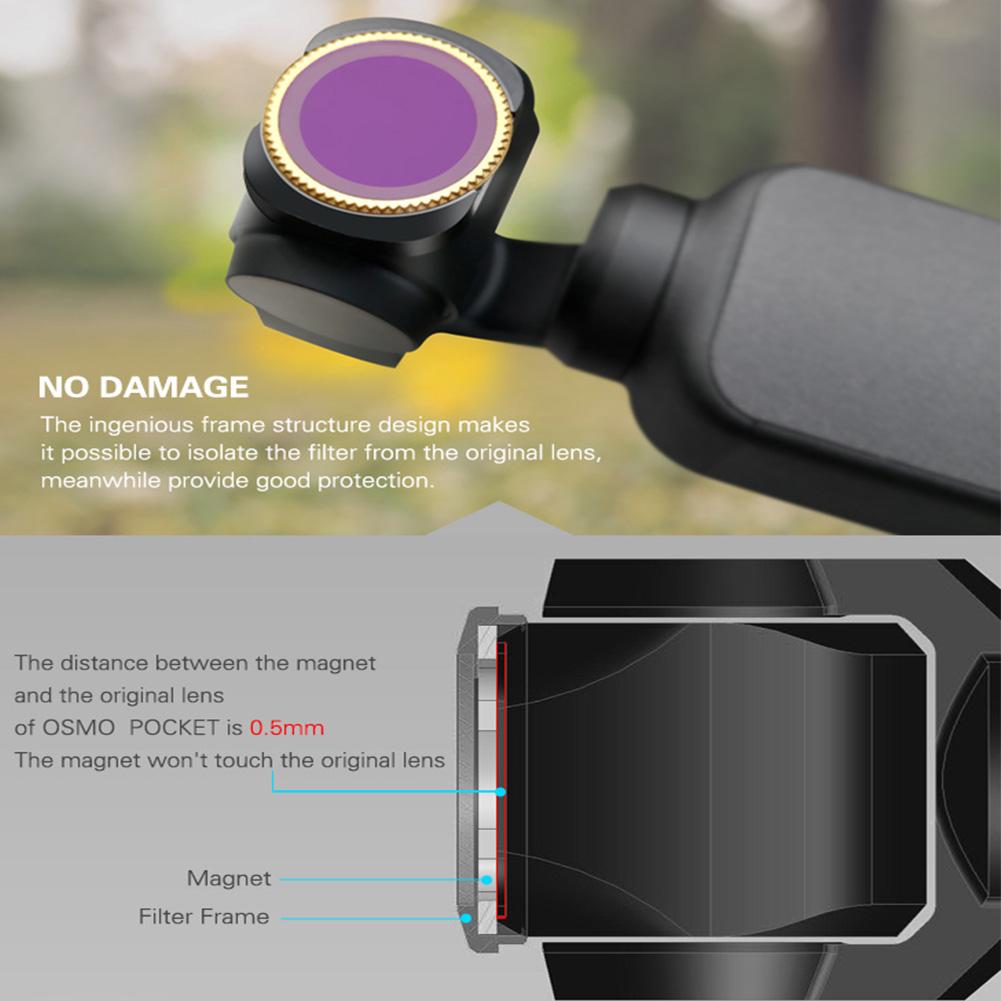 Устойчивые к царапинам избегайте переэкспозиции фильтр объектива камеры aeProduct.getSubject()