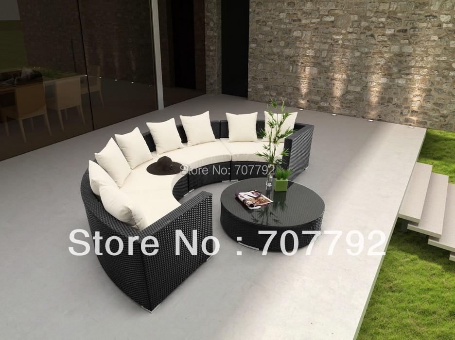 Online kopen wholesale zwarte rieten tuinmeubilair uit china zwarte rieten tuinmeubilair - Sofa stijl jaar ...