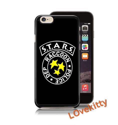 Resident Evil Umbrella Corporation T Virus (2) fashion cover case for iphone 4 4s 5 5s 5c SE 6 6s 6Plus & 6S plus #M986(China (Mainland))