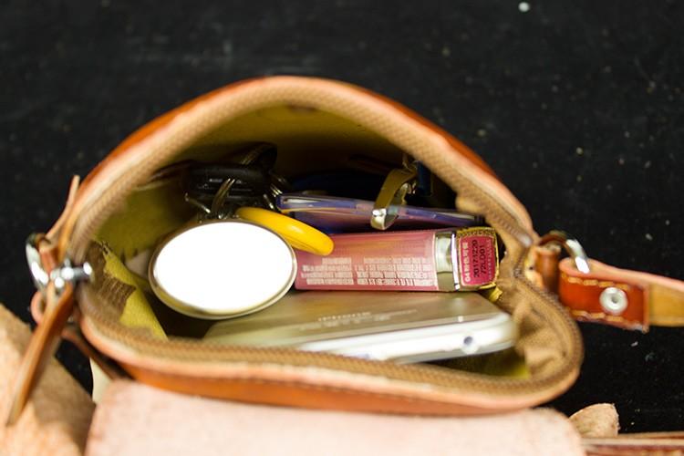 ซื้อ แฮนด์เมดสีแดงกระต่ายสัตว์รูปกระเป๋าหนังแท้น่ารักกระเป๋าถือการ์ตูนศูนย์กระเป๋าสตางค์บ้ากระต่ายไหล่/ถุงร่างกายข้าม