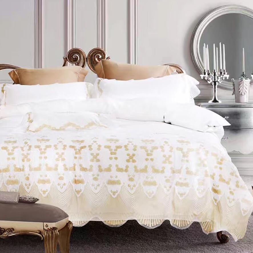 literie de luxe hotel maison design. Black Bedroom Furniture Sets. Home Design Ideas