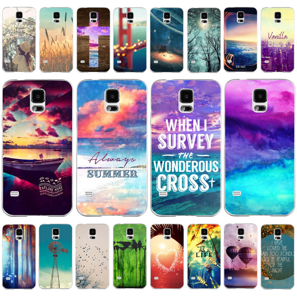 Гаджет  Back Phone Case For Samsung Galaxy S4 Free Shipping Hard Beach Paradise Patterned (WHD1197 21-40) None Телефоны и Телекоммуникации
