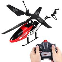 2016 New Popular 3.5 Channel RC I/R Remote Control Helicopter With Gyro LED Game