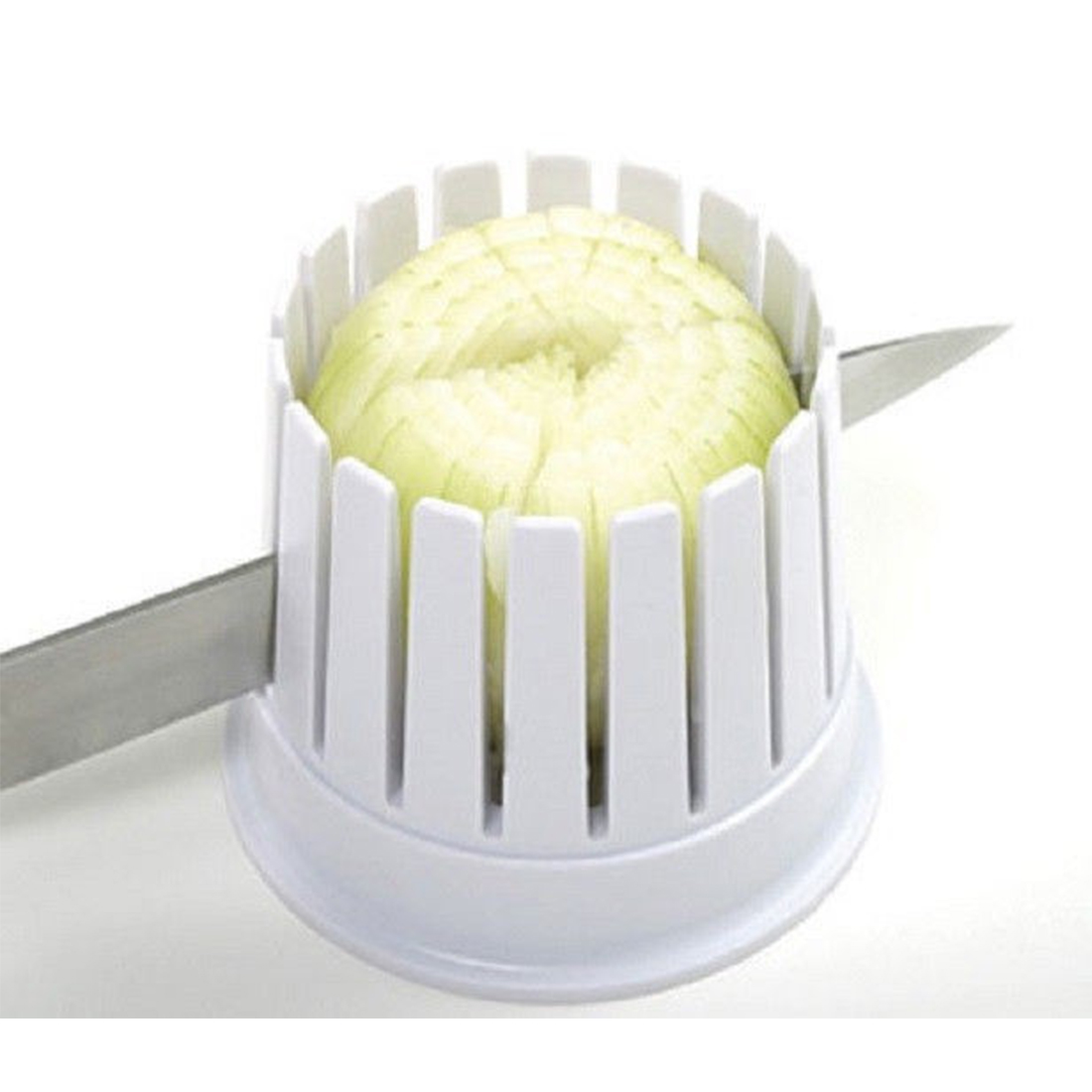 Practical Kitchen Onion Blossom Maker Onion Slicer Cutter Blossom Maker Fruit & Vegetable Tools Cutting Cut Onion(China (Mainland))