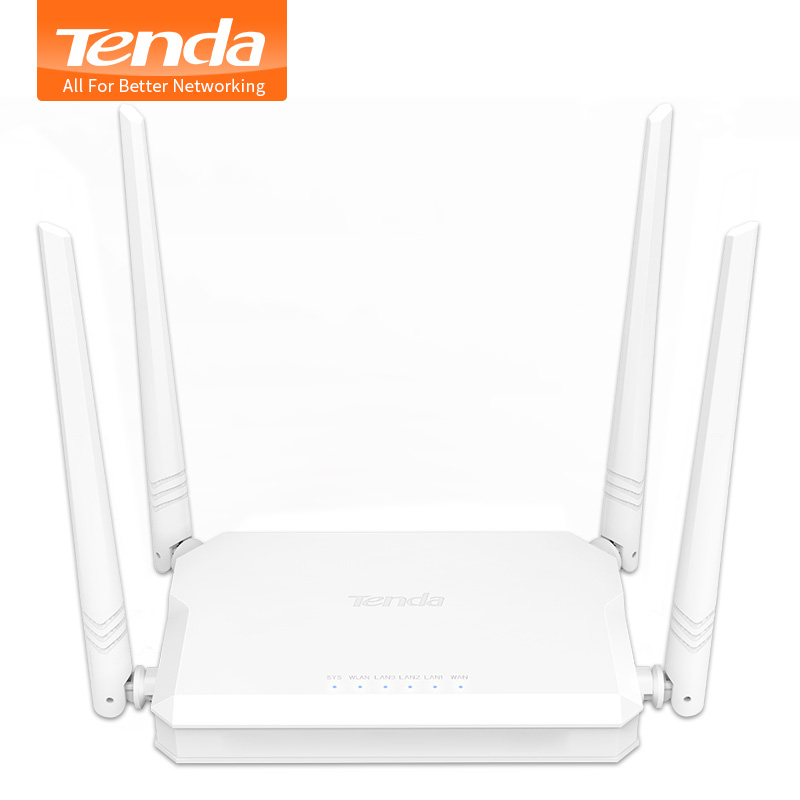 Tenda FH450 300Mbps Wireless WiFi Router,Wi-Fi Repeater,Repetidor, Superior Broadcom Chip,4*5dBi Antenna, Stronger & Wider WiFi(China (Mainland))