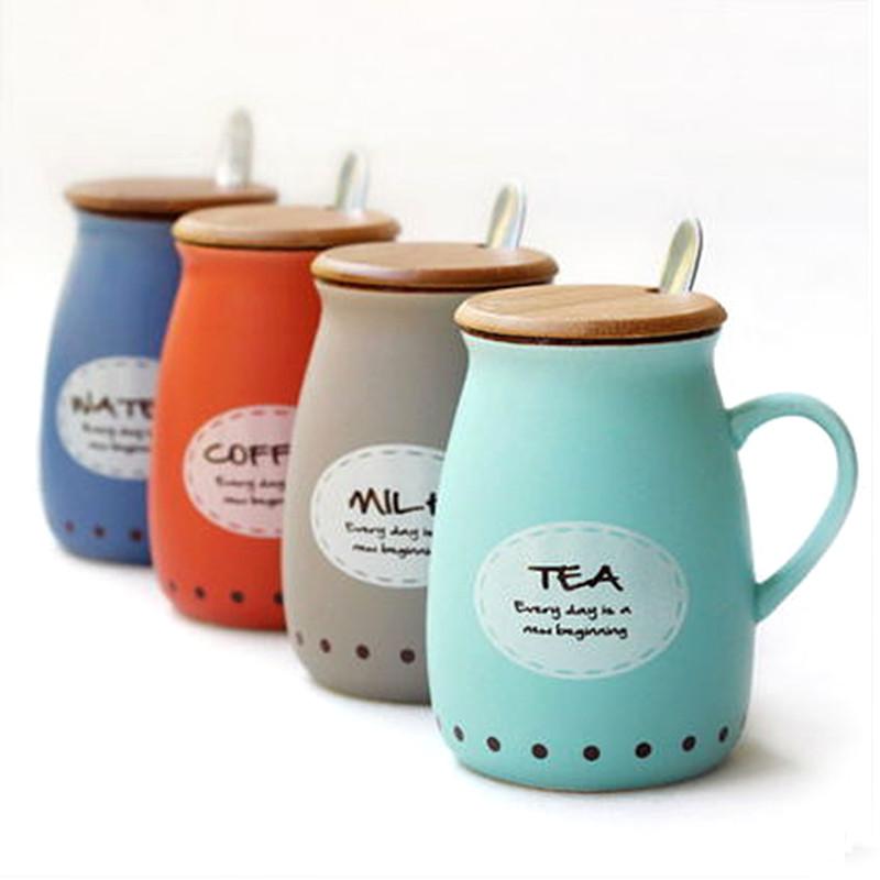Ceramic Coffee Mug Lid The Table