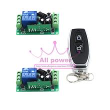 Dc12v 10A смарт выключатель питания 12 В 1ch обучения кодекса рф беспроводной пульт дистанционного управления с водонепроницаемыми отдаленных