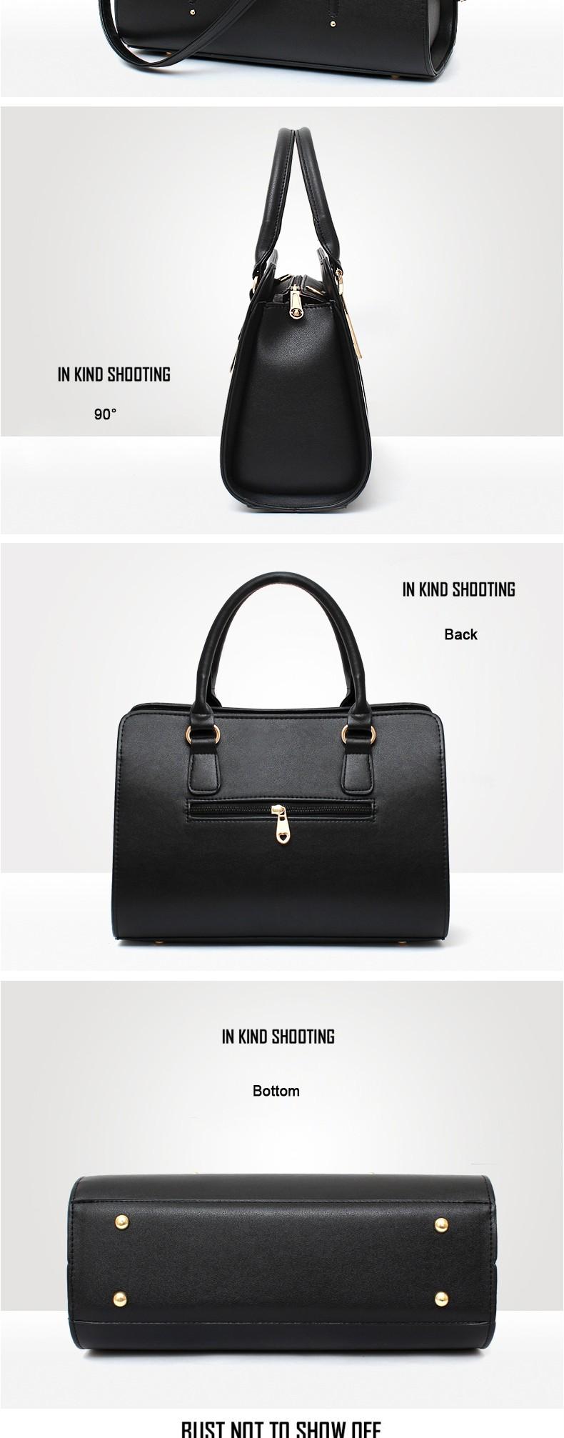 Elegant Designer  Large Handbag Fashion Pillow Shaped Hand Bag Stylish Trendy PU Shoulder Bag Lady Occident Style Hard Crossbody