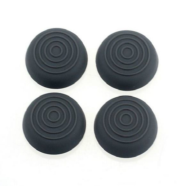 4Pcs Silicone Gel Thumb Grips For Sony PS3 PS4 XBOX One 360 Controller Puscard High Quality(China (Mainland))