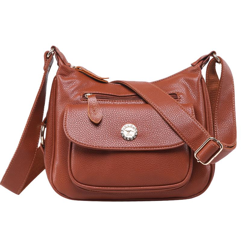 Fashion Women Messenger Bags Designer Genuine Leather Women Handbag Bags Ladies Satchel Bags Shoulder Bags Cross Body Tote Bags
