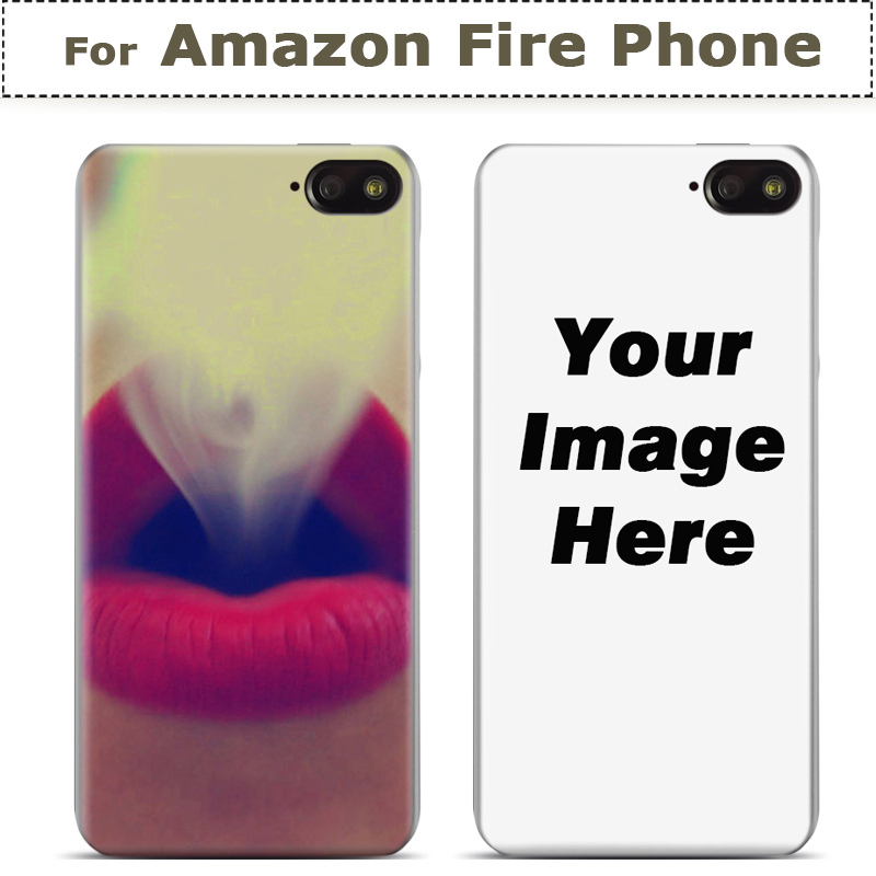 Personalized Custom Picture Single For Amazon Fire Phone, fire phone Plastic Case YOUR IMAGE HERE YOUR PICTURE HERE(China (Mainland))