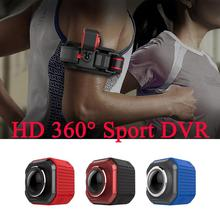 1080P 12MP Mini WiFi 360 Degree Sports Cam Panoramic VR Video Camera DVR Camcorder MIC HD 360 Degree Sport DVR(China (Mainland))