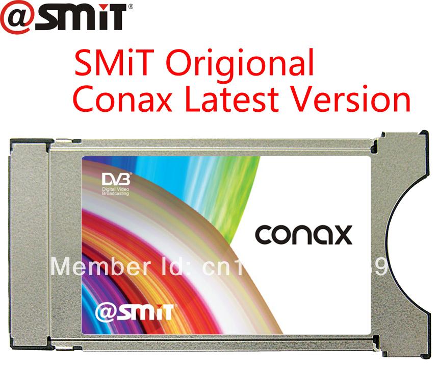 SMiT Latest Conax DVB S/S2 C/C2 T/T2 CAM/CI Module Free Shipping 2 years Warranty(China (Mainland))