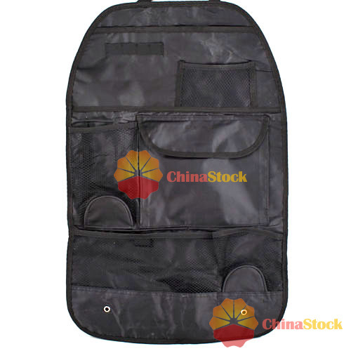 ChinaStock selected Car Auto Back Seat Hanging Organizer Collector Storage Multi-Pocket Hold Bag New Popular!(China (Mainland))