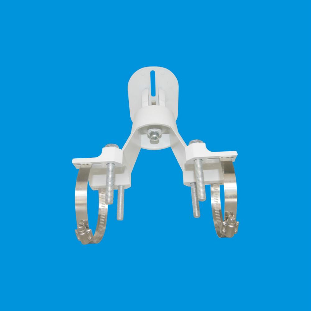 LV-100/pipe inspection camera bracket holder, aluminuim CCTV camera bracket for pole installation(China (Mainland))