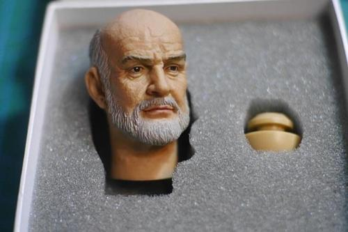 1/6 Scale Headplay Head Carving UK Famous Actor Sean Connery Head Sculpt With Beard Model HP-0065 F 12 Action Figure Doll Toy E<br><br>Aliexpress