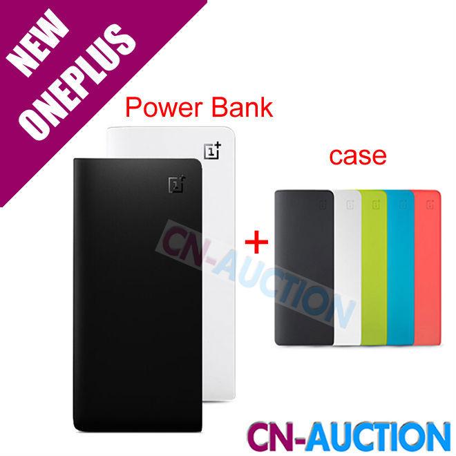 Original OnePlus Power Bank 10000mAh One Plus Power Bank+ Case For Oneplus 64GB Bamboo Phone iphone 6Plus Samsung Phone
