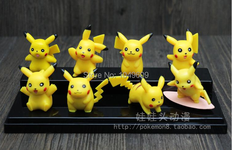 Japanese Pokemon hand - Pikachu 6 / piece skateboard toy Hero shoe factory store
