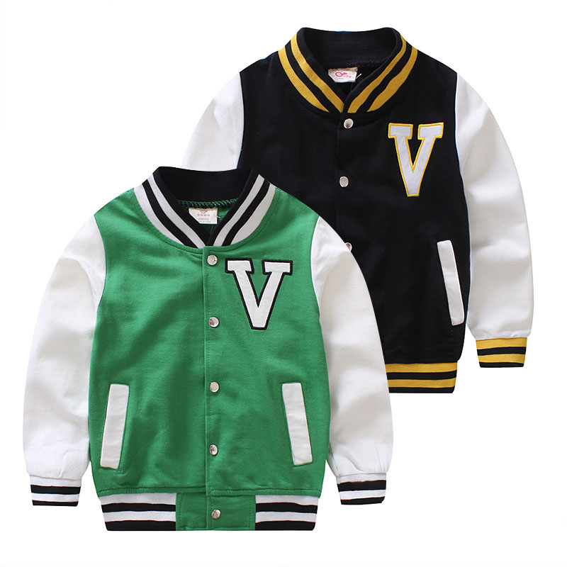 Toddler Baseball Jacket - JacketIn