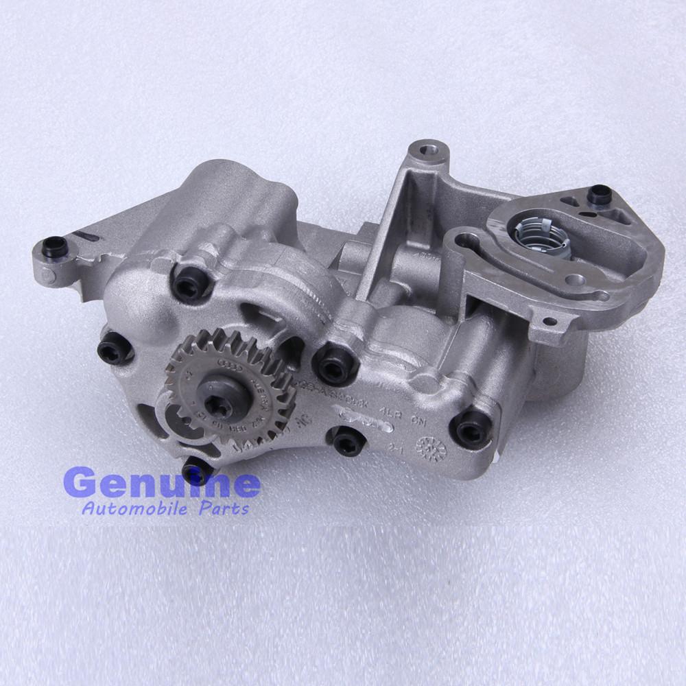 VW OEM Genuine Car parts Oil Pump Assembly Fit VW Golf GTI Jetta Passat Engine 1.8TSI 2.0TSI 06J 115 105 AC(China (Mainland))