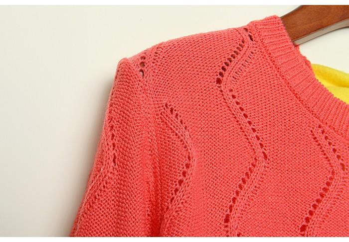 Пуловер С Бантом