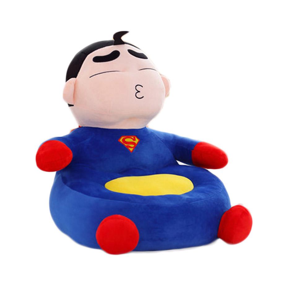 Batman VS Superman Superhero Plush Peluche Fluffy Toys 1pcs Superman Batman Spiderman The Avengers Toys Kids Gifts Toys 1194(China (Mainland))