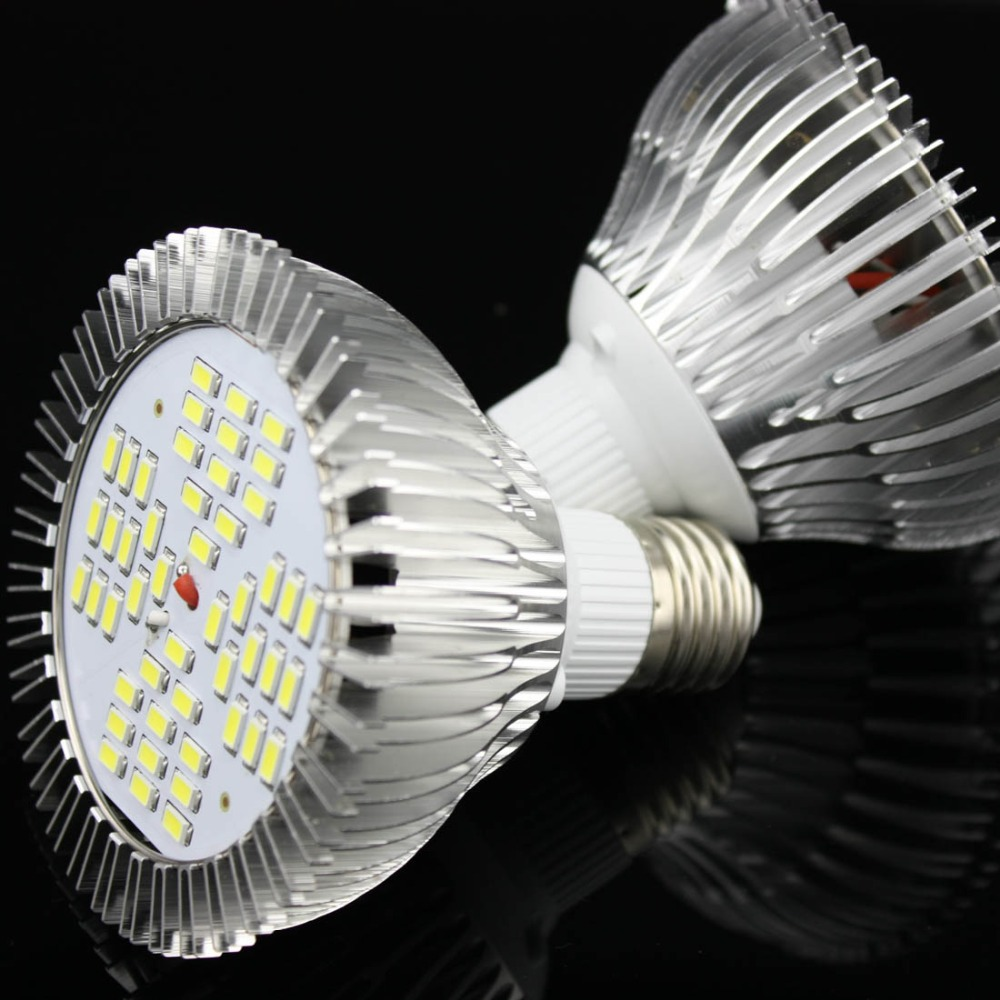 1pc 2400LM E27 35W 48pcs par30 SMD5730 High power exhibition lamp LED spotlight lamp LED flood light  LED down light house light(China (Mainland))