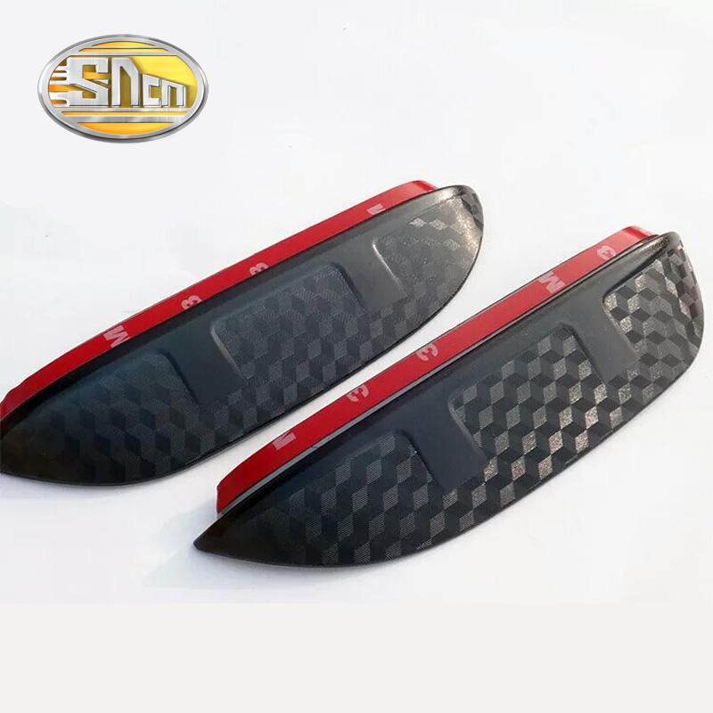 SNCN Auto Accessories Of Rearview Mirror Rain Gear Shield Rear View Mirror Anti Rain Cover For Hyundai Sonata 2010 - 2016(China (Mainland))