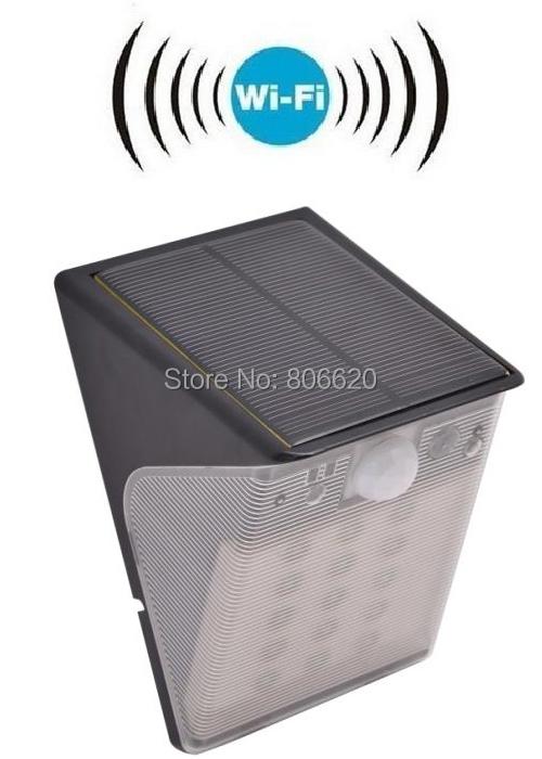 Solar 720P HD  WIFI Camera with PIR Floodlight &amp; Motion &amp; PIR Sensor Detection  &amp; Waterproof  IP56 &amp;  Mobile Monitoring <br><br>Aliexpress
