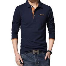 2016 Новая Мода Бренд мужской Solid Polo Рубашка Повседневный Длинным Рукавом хлопок Polo Мужчины Рубашку Camisa Polo Человек Плюс Размер 5XL 6XL(China (Mainland))