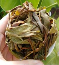 2015 Raw pu er tea 100g Bowl rose pu er tea light fragrance sweet 100 natural
