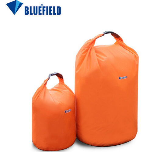 BlueField 20L Waterproof Bag Dry Bag for Canoe Kayak Rafting Sports Outdoor HkingTravel Kit Equipment HW062(China (Mainland))