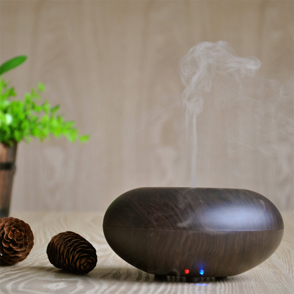 (USA Warehouse)Aroma Diffuser Air Purifier Ultrasonic Humidifier essential oil Diffuser Office Mist Maker fogger(China (Mainland))