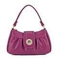 Free Shipping-2013 Fashion Genuine Leather Women's Handbag Messenger B
