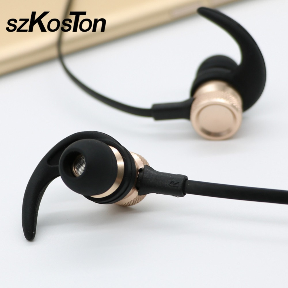 Wireless Bluetooth Earphones Hands free Noise Cancelling Headsets Earbuds With Microphone For xiaomi mobile phone apple(China (Mainland))