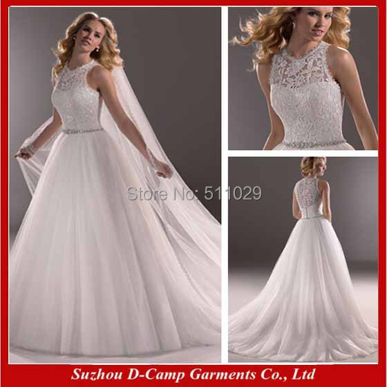 Buy free shipping wd 1737 modest closed for How to get a free wedding dress